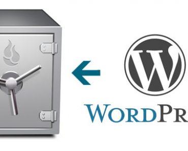 Wordpress-Backups