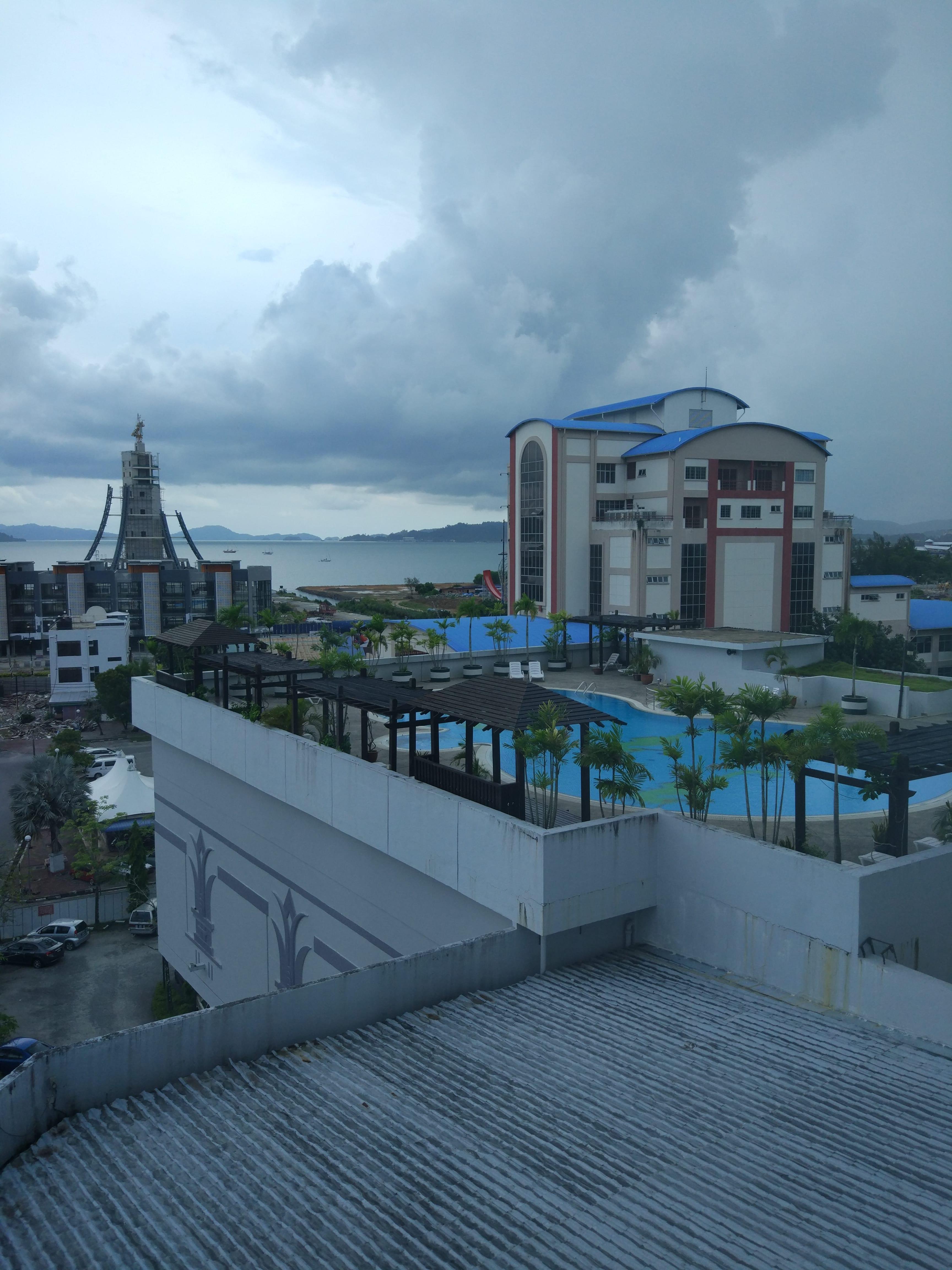 langkawi hotel view1
