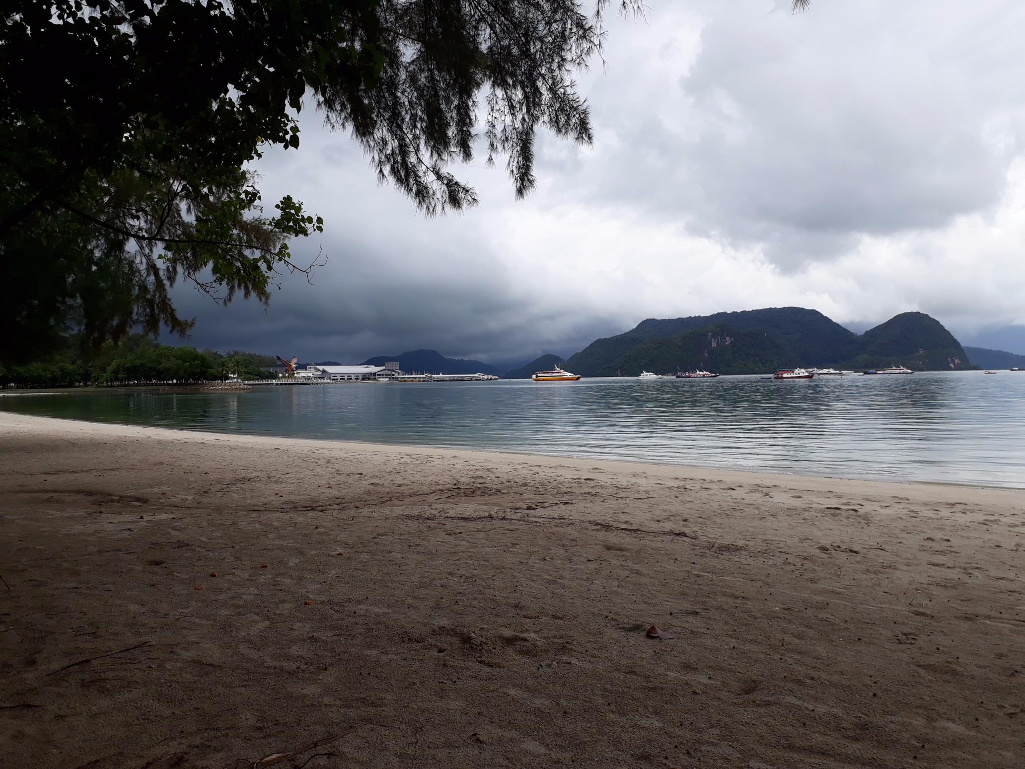Chogm beach